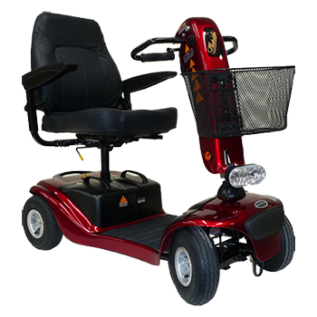 GK10 Crossover Portable Mobility Scooter