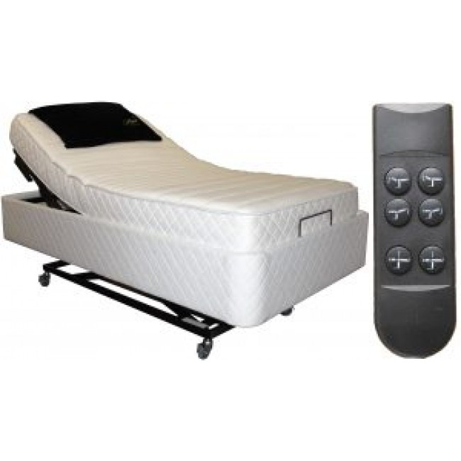 Hi-Lo Flex adjustable Bed - King Single