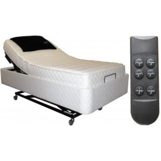 Hi-Lo Flex adjustable Bed - Long Single