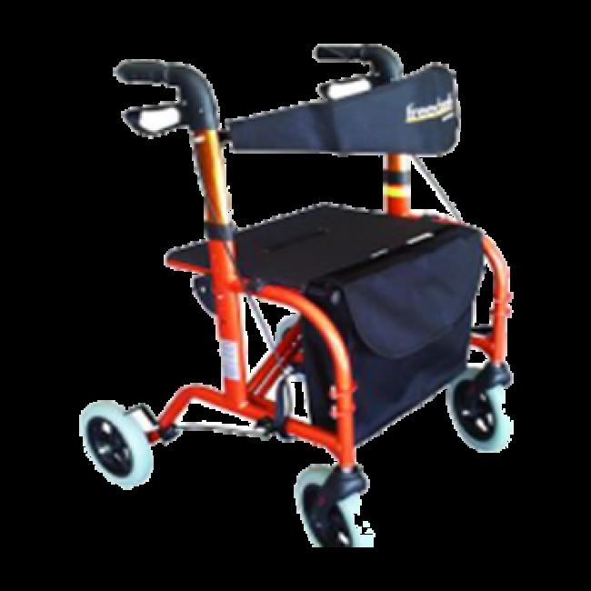 Walker/Wheelchair