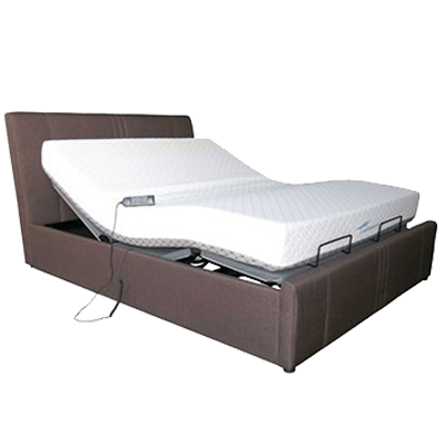 EzyFlex Adjustable Queen Bed