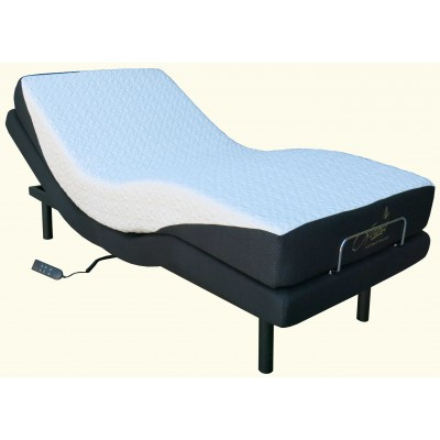 Leisureflex Adjustable Bed - Long Single