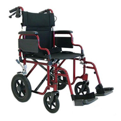 Shoprider Deluxe Transit Chair