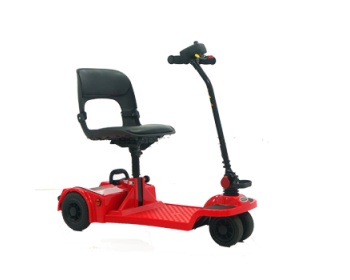 Getabout Fold Up Mobility Scooter