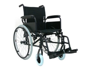 Shoprider Quartz Manual Wheelchair