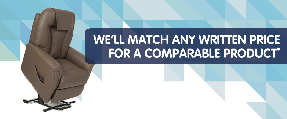 We Price Match Any Mobility Scooter, Wheelchair and Equipment Prices Brisbane Wide